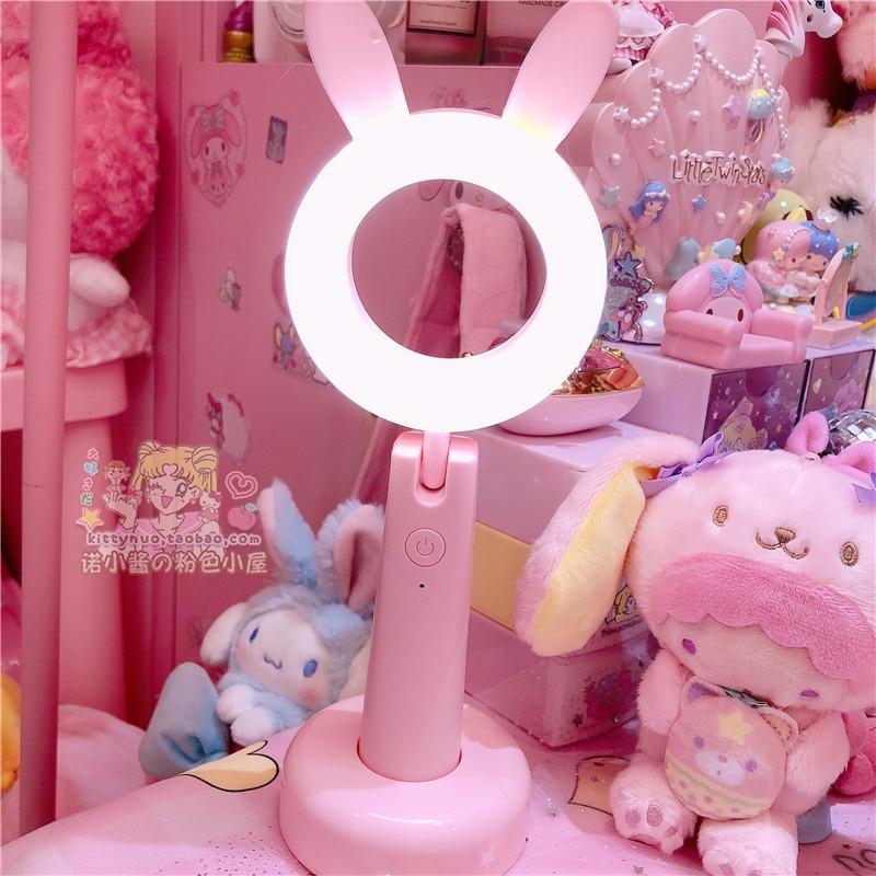 Pink Bear & Rabbit Night Lamp 5