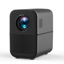 Горячая Распродажа, проектор M6, Full HD, Bluetooth, HDMI, USB, беспроводной, WiFi, многоэкранный проектор, домашний кинотеатр, светодиодный, видео проектор, хорошее качество