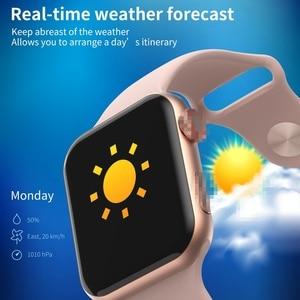 Image 2 - Новые умные часы для мужчин, трекер сердечного ритма PK P68 W34 iwo 9, женские часы SmartWatch iwo 8/iwo 10 для Apple IOS android