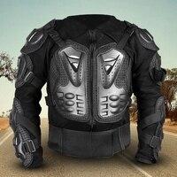 Motorräder Rüstung Schutz Motocross Kleidung Jacke Schutz Moto Kreuz Zurück Rüstung Protector Motorrad Jacken auf