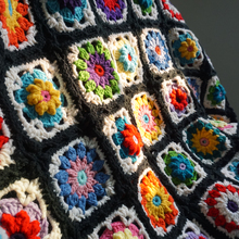 Handmade Craft sofa mat blanket Tea Ceremony Hand hooked fashion crochet blanket cushion felt pastoral style wedding gift