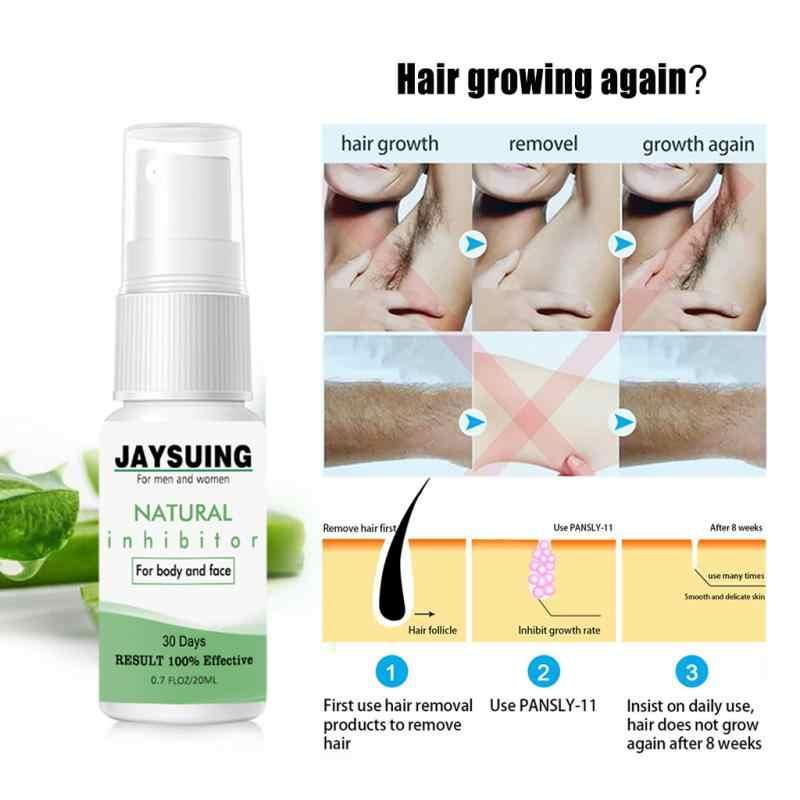 Jaysuing Inhibits Hair Growth Sprays Whole Body Prevents Hair Growth Moisturizing Non Irritating Hair Removal Cream Tslm1 Hair Removal Cream Aliexpress