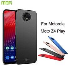 MOFi For Motorola Moto Z4 Play Case Hard Luxury Protection Back Cover Phone