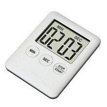 цена на Electronic LED Digital Kitchen Electronic Timer Countdown Medicine Reminder Kitchen Timer Multi-functional Countdown Alarm Timer