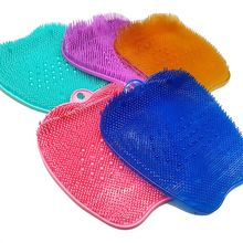 Foot Massager Mat Feet Reflexology Exfoliating Dead Skin Care Walk Massage Pad T4MB