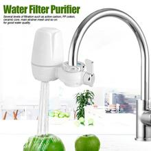 Home Water Filter for Household Kitchen Health Hi-Tech Activated Carbon Tap Faucet water filter Purifier For Drinking filtro