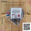 Метод связи M-BUS Ультразвуковой счетчик тепла счетчик энергии расходомер Резьбовая Пряжка DN15 20 25 32 40