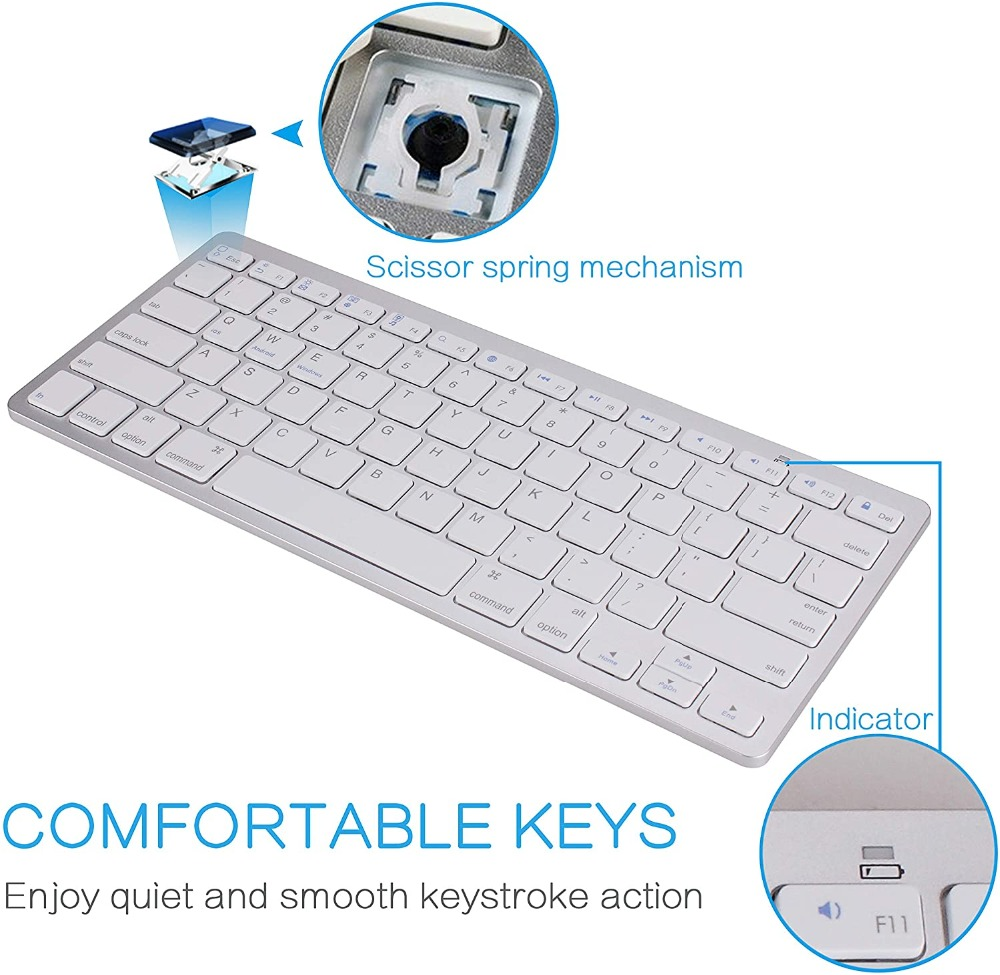 Bluetooth keyboard-2