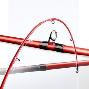 Image 2 - Kastking Spartacus 4 Kleuren Casting Hengel 1.98M 2.13M In Toray 24 Ton Carbon Fiber Mf Actie 2 Tips Voor Pike Inktvis Vissen