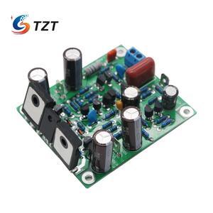 Image 2 - TZT כיתת AB MOSFET L7 אודיו מגבר כוח ערוץ כפול 300 350WX2 מגבר לוח על ידי LJM
