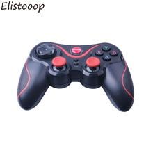 Bluetooth Gamepad אלחוטי ג ויסטיק משחקי בקר עבור Gen משחק עבור טלפון נייד Tablet טלוויזיה תיבת CF