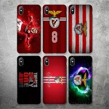 цены на Yinuoda Sport Lisboa e Pizzi FC Phone Case Picture For Cervi Silicon Soft TPU Cover For iPhoneX XR XS MAX 7 8 7plus 6 6S 5  в интернет-магазинах
