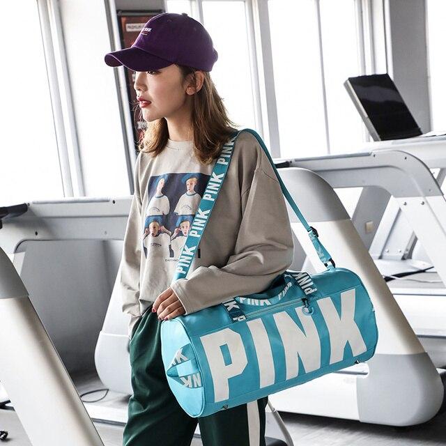 PINK Gym Bag  5