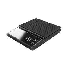 2020 New Coffee Electronic Scale LED Display Timer Peeling Function Overload Indication Auto Close Kitchen Tools(China)