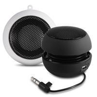 Mini altavoz portátil 3,5mm Aux Audio Jack con puerto USB batería integrada para Redmi Note 8 Pro Smartphone MP3 MP4 MP5 Ect.