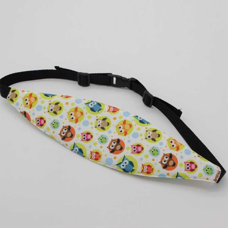 Pasek do spania dla dzieci regulowane akcesoria dla wózków dziecięcych pas bezpieczeństwa w samochodzie taśma mocująca bezpieczeństwo podpórka na głowę dla dzieci