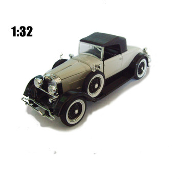 Rare 1/32 New Special Die-cast Metal 1928 Sport Edition Old Car Home Display Collection Model Toys For Children