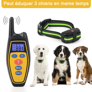Soft & Gentle Training Dog Collar 19