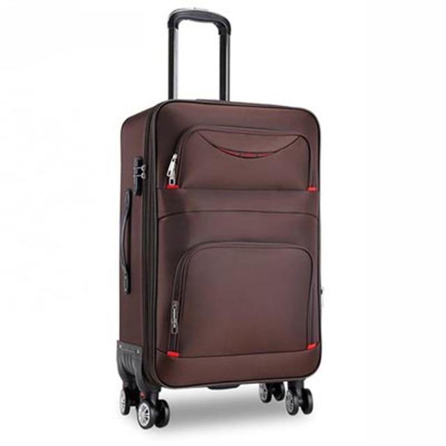 Waterproof Softside Rolling Luggage
