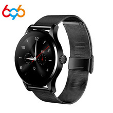 696 K88H Smart Watch Men HD Display Heart Rate Monitor Pedometer Fitness Tracker Smartwatch Waterproof For Android IPhone