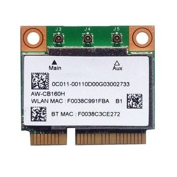 AW-CB160H BCM94360HMB 802.11AC 1300Mbps WIFI Wireless WIFI Bluetooth 4.0 Mini PCI-E Card