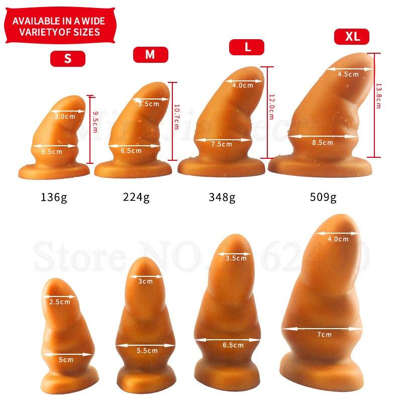 Silicone líquido macio enorme anal contas vaginal ânus dilatador expansor grande butt plug erótico anal vibradores brinquedos sexuais para mulher