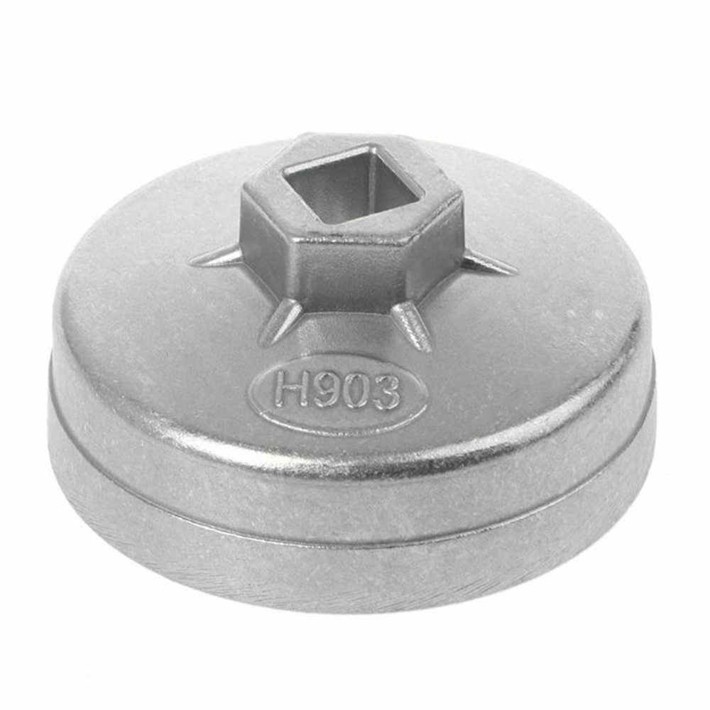 74mm 14 Flute Oil Filter Wrench Socket Cap Removal Tools For Benz Audi Chery VW