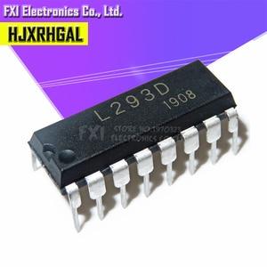 Image 1 - 5PCS L293D L293 DIP16 DIP new original