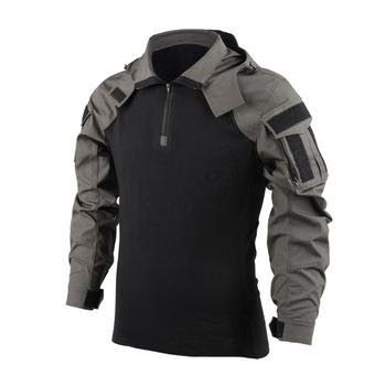 2020 nowy przyjeżdża taktyczne polowanie BACRAFT koszula umundurowanie bojowe odkryty taktyczne noszenie sprzętu dla airsoft-sp2 wersja tanie i dobre opinie 2956596 Pasuje prawda na wymiar weź swój normalny rozmiar Polyester Cotton