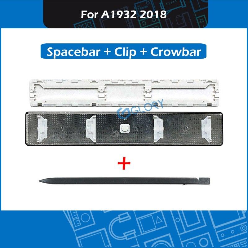 10 ensemble/lot A1932 espace Bar clés capuchon pour Macbook Air 13