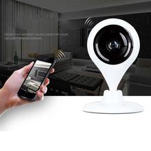 Беспроводная WiFi камера IP безопасности 720P HD Домашний монитор веб-камера ИК ночного видения