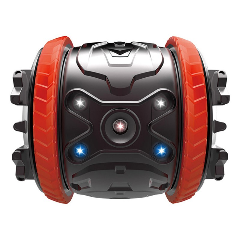 Rechargeable and Rolling Smart Pet Toys and Smart Robot Toys With Remote Control 4