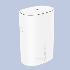 Image 2 - Xiaomi Mi Router Mesh WiFi 2.4 + 5GHz WiFi Router High Speed 4 Core CPU 256MB Gigabit Power 4 Signal Amplifiers for Smart Home