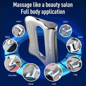 Image 5 - EMS Microcurrent Massager ชาร์จเครื่องกระตุ้นกล้ามเนื้อเนื้อเยื่อลึก Massager Body Slimming Shaping บรรเทาอาการปวด