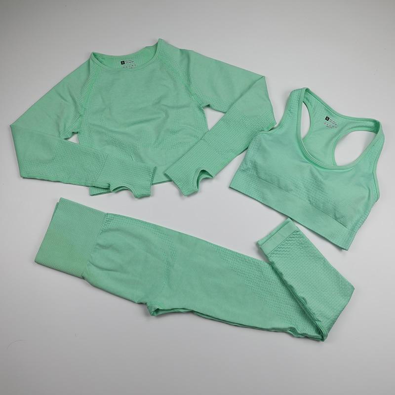 Ultimate SaleActive-Wear-Set Sportwear Women Clothing Vital Fitness Gym Running for Female Women's