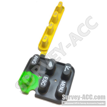 Topcon GTS-220 Rubber Key Topcon GTS-220 Soft Key new topcon bc 19b charger for topcon total stations bt 32q 2 pin battery