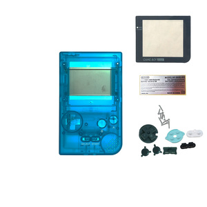 Image 2 - IPS Customized Shell with buttons for GBP Brightness IPS LCD Screen Kits with glass lens housing shell sets for GameBoy Pocket