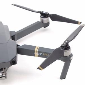 8 шт. 8330 Пропеллер для DJI Mavic Pro Drone складной быстросъемный реквизит запасной аксессуар с лезвием запасные части CW CCW вентилятор