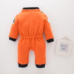 Image 3 - Umorden Costume dastronaute, combinaison despace, barboteuses pour bébés garçons pour tout petits, déguisements de Cosplay pour Halloween, fête anniversaire, noël