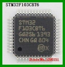 STM32F103CBT6 STM32F103CB 32F103CBT6 128KB QFP48