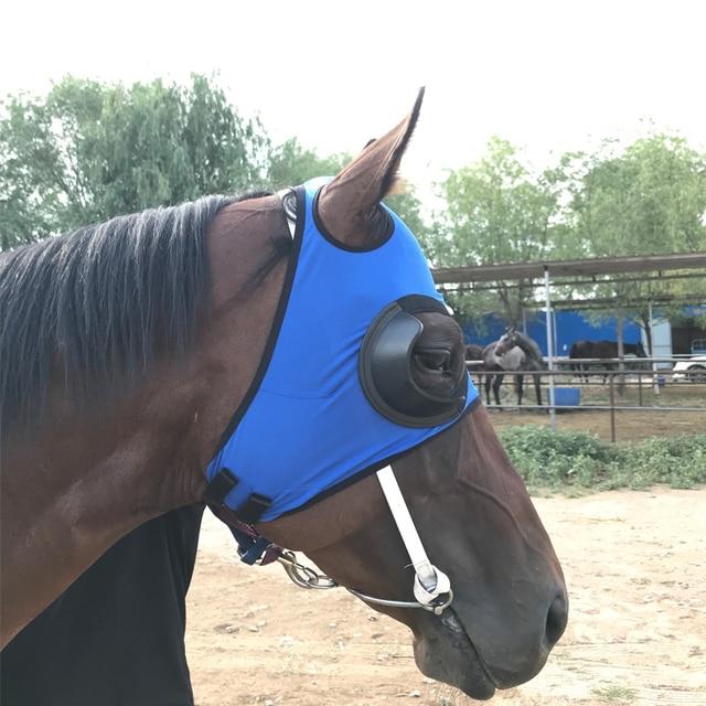 Wind Resistant Equestrian Eye Mask  1