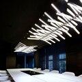 Postmoderno LED sala de estar luces colgantes restaurante deco suspensión luminarias Bar Café lámpara colgante iluminación nórdica dormitorio