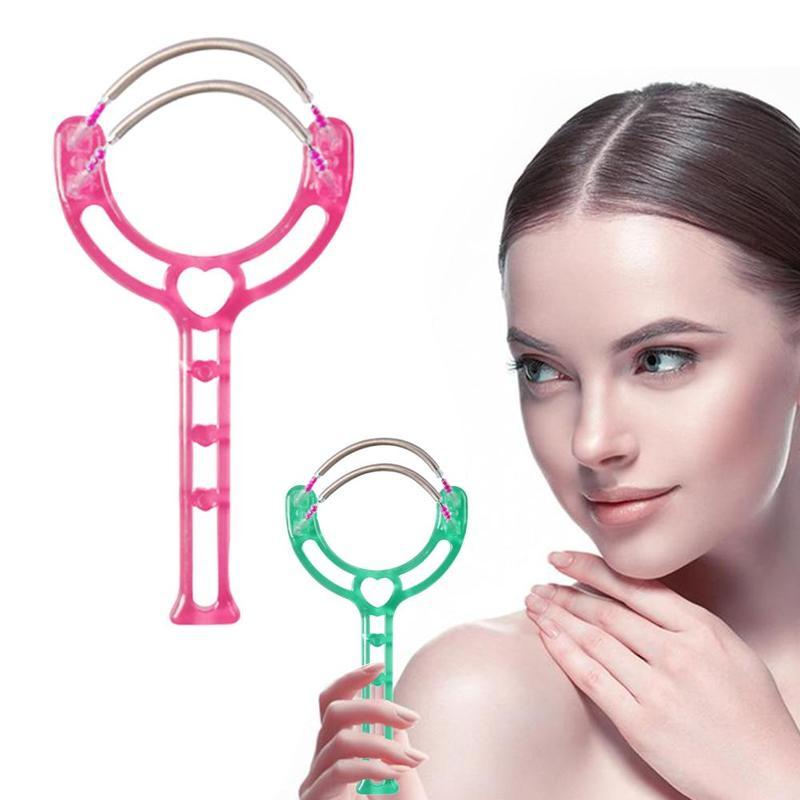 2019 светильник, эпилятор для лица, волос на лице, для удаления изгиба на весну, эпилятор, инструмент для удаления волос