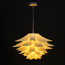 Modern Simple Creative Chandelier European-style Bedroom Living Room Dining Room Chandelier Hall Balcony Nordic Lily Lotus Lamps цена 2017