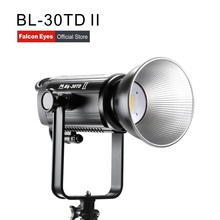 Falcon Eyes LED Studio Video Photography Fill Light 300W Bi color Portable For Movie/Interview Fotografia Lighting BL 30TD II