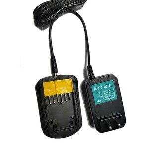 Image 4 - UE/US Plug chargeur pour Worx WA3875 20V 18v Li ion batterie 2.0A chargeur pour Worx WA3520 WA3525 WA3578 WA3575 WA3742 chargeur rapide