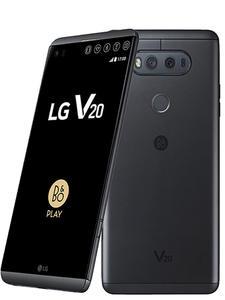 LG V20 Unlocked 64GB Quick Charge 3.0 Fingerprint Recognition Refurbished No-Hebrew-Language