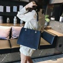 Crowdale corrente bolsa de ombro famoso designer rebite bolsas femininas luxo mensageiro sacos para mulher bolsa feminina torebka damska