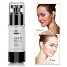 Colour Changing Foundation Skin Tone Liquid Makeup Base Face Moisturizing Concealer Cover