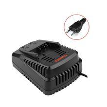 Chargeur de batterie Li Ion chaude pour Bosch 14.4V 18V batterie Bat609 Bat609G Bat618 Bat618G chargeur Al1860Cv Al1814Cv Al1820Cv